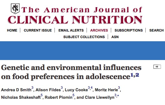 The American journal of clinical nutrition,