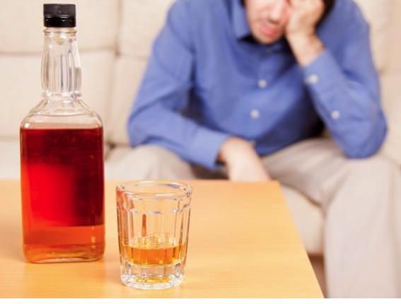 Алкогольная болезнь печени,