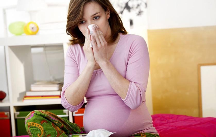 Простуда в 1 триместре что делать