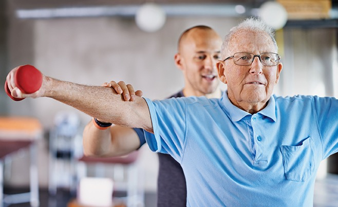 физические упражнения, слабость, рак