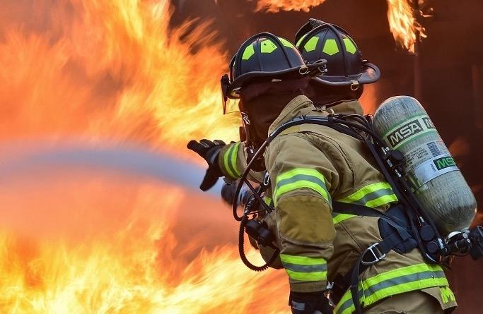 пожарники, инфаркт