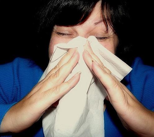 Респираторные инфекции, инфаркт миокарда