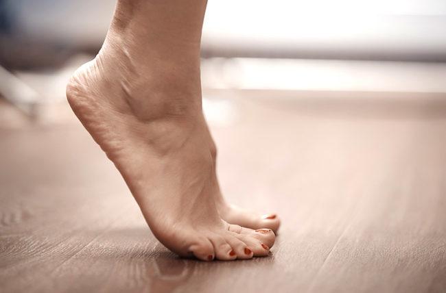 Тренировки при растяжении голеностопа thumbnail